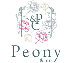 Peony and co